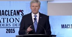Thought Stephen Harper said something that didn't sound true. You're not alone. Here are seven of Stephen Harper's biggest factual errors from Thursday's debate: