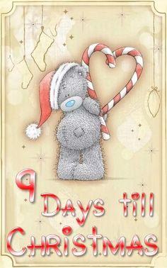 9 days till Christmas