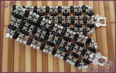 Bracelet Néon Noir
