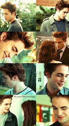 Because I will always love first Twilight and beautiful Edward. Don't care for the sequels. The director of the first film worked her magic. Twilight Saga Quotes, Twilight Saga Series, Twilight New Moon, Twilight Series, Twilight Movie, Twilight Bella And Edward, Edward Bella, Edward Cullen, Twilight 2008