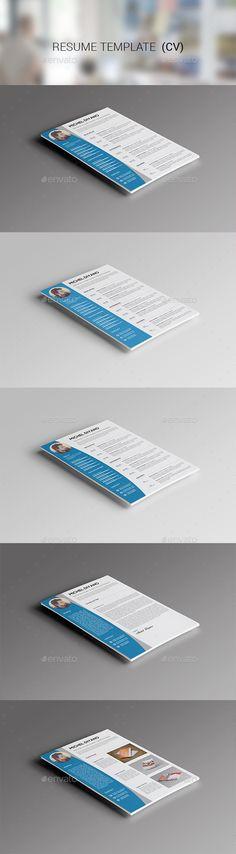 Beautiful Word Resume Template Creative Pinterest - text resume template