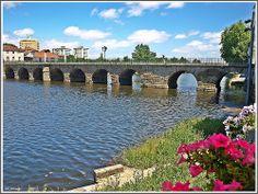 Puente de Trajano  río Támega