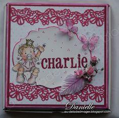 Little Wonder! a new born card / Petite Merveille! un e carte de naissance