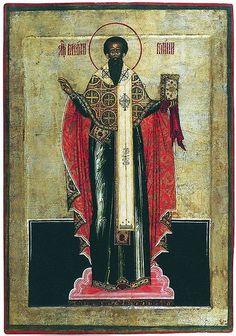 June 14: Basil the Great, Bishop of Caesarea,379