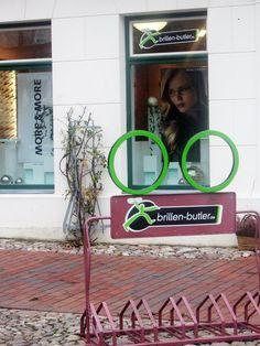 Brillen Butler Shop
