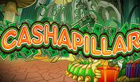 The #Cashapillar is an online video slot machine game with 100 pay-lines available to give players lots and lots of opportunities to have #fun. With this many pay-lines, it will not be hard for you to win big when you play Cashapillar video slot machine.  Cashapillar has definitely made a #giant leap in the online #slots gaming history as a bigger machine is designed to fit far more pay-lines.