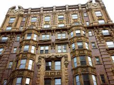 Belgravia Hotel / Peale House, Philadelphia, Fredrick Milligan; Samuel Webber, 1902