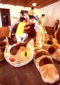 """Ghibli Museum, Mitaka - Exploring """"Cool Japan"""" in Tokyo - Travel - Kids Web Japan Studio Ghibli, Web Japan, Tokyo Japan, Tokyo Museum, Kids Web, Cats Bus, Ghibli Movies, Visit Japan, My Neighbor Totoro"""