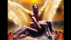 Nephilim the Fallen Ones .Proof of Nephilim in the Bible Male Fallen Angel, Male Angels, Fantasy Angel, Dark Fantasy, Fantasy Art, Angels Among Us, Angels And Demons, Angel Of Death, Ange Anime