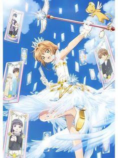 Cardcaptor Sakura: Clear Card Arc ❙ Source ▸ http://www.nhk.or.jp/anime/ccsakura