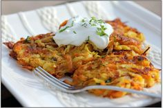 Sweet potato, feta, mint rosti