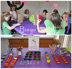 Homemaking Fun: A Tinkerbell Birthday Party LOVE almost all these ideas for the girls party!!
