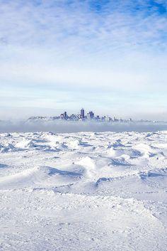 Winterland (-30°c) - Quebec City, Quebec, Canada [march 2014]