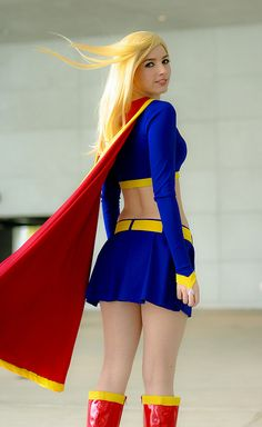 Supergirl ~ Cos Play