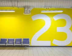 London Luton Airport Branding by Ico Design