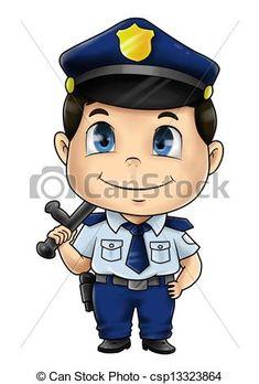 policeman-stock-illustration_csp13323864.jpg (318×470)