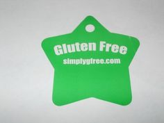 Simply G Free Kitchen Kit by Simply G Free. $19.99. Our most popular kit includes 6 metal tags and chains, 25 star-shaped stickers, 25 rectangle stickers and 2 rubber wristbands.. use the metal tags to mark pots,pans, strainers and utensils as gluetn free in your kitchen.  Use the stickers to mark leftovers, groceries and other food as gluten free.. 6 metal tags, 25 star stickers 25 rectangle stickers and 2 wristbands. alll bright green and Simply G Free