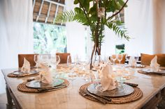In-villa dining is one of the highlights of SUNGAI and SUNGAI GOLD
