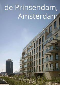 Tony Fretton Architects Amsterdam, Facades, Architects, Multi Story Building, Building Homes, Facade, Building Facade, Architecture