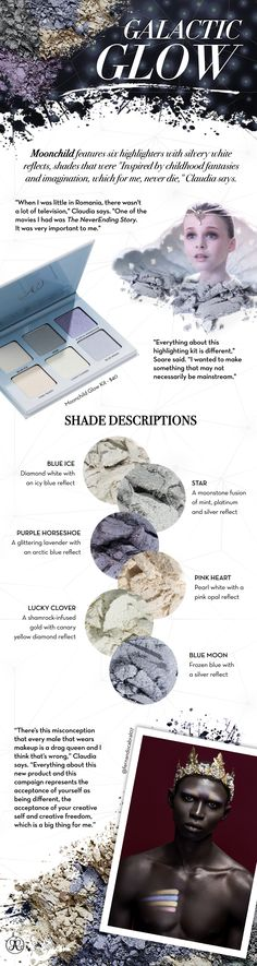Beyond the Brow   Official Blog of Anastasia Beverly Hills - Moonchild Glow Kit Mentioned in WWD