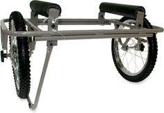 Seattle Sports All Terrain Center Cart Grey 061105