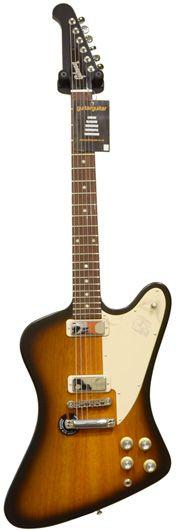 Gibson Firebird Studio Reverse 70s Tribute Satin Vintage Sunburst