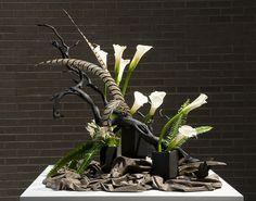 Garden Club floral arrangements   Flickr - Photo Sharing!