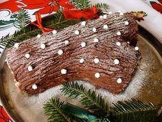 Decorare Il Tronchetto Di Natale.42 Fantastiche Immagini Su Tronchetto Di Natale Nel 2018 Biscotti