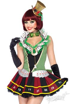 Lucky Lady Costume | Spurst.com