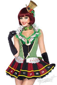 Lucky Lady Costume | Spurst.com