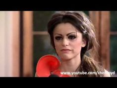 """Cher Lloyd sings """"Cooler Than Me"""" by Mike Posner at Judges Houses X Factor 2010 HQ/HD"""