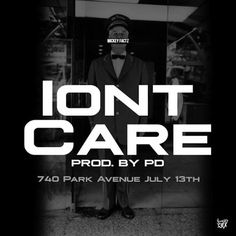 Mickey Factz – Iont Care | New Music
