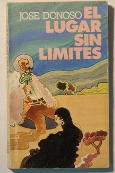 El lugar sin límites / José Donoso - Barcelona : Euros, D.L. 1975