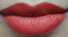 Nykaa Matte-ilicious Crayon Lipstick in Pink On Fleek Lip Swatch Crayon Lipstick, Lip Swatches, Beauty Review, Red, Pink, Blog, Rose, Vs Pink
