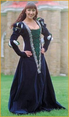 Image detail for -Prom Dress Gown: Fashion Historical of Renaissance Clothing