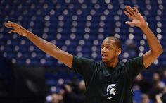 Spartans' Adreian Payne makes first cut for U.S. team