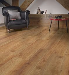 Wild Cherry - Random Plank by Amtico Flooring at Bell of Northampton
