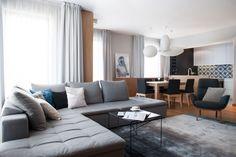 Focha Apartment by Raca Architekci