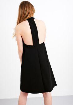 Платье LOST INK METAL RING SWING DRESS купить за 72.00 р LO019EWYZV26 в интернет-магазине Lamoda.by