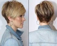 Attitude short hairstyles for chubby girls the scientific