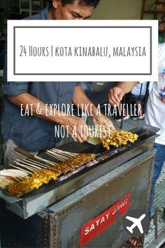 24 Hours in Kota Kinabalu, Malaysia