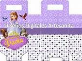 Kit Imprimible Princesita Sofía Personalizado