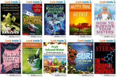 FREE Kindle Books 3/27 Read on Any Tablet, PC, Kindle and More #free #freebies