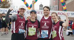 New Years Running Resolutions Already Waning?  Try Running for a Charity|Melissa Fenton