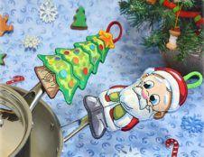 Christmas Toons - Smart Needle