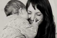 there's no better place to be than in your mother's arms