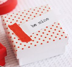 18 Pin-worthy Ways to Wrap Your V-Day Gift via Brit + Co.