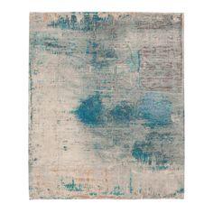 Jan Kath, Nepal-Tibeter / Designteppiche - Teppich Artwork 22 - 856.223.7