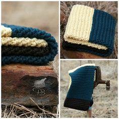 Ravelry: Hemingway Color Block Cowl pattern by Katie Rogers
