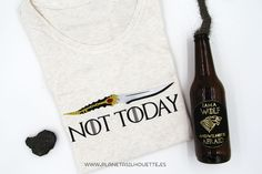 """Archivo gratis """"Not Today"""" de Juego de Tronos 